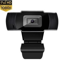 Caméra Web numérique Full HD 1080P Webcam ordinateur caméra 5 mégapixels Auto Focus Web Cam Microphone intégré pour le chat vidéo