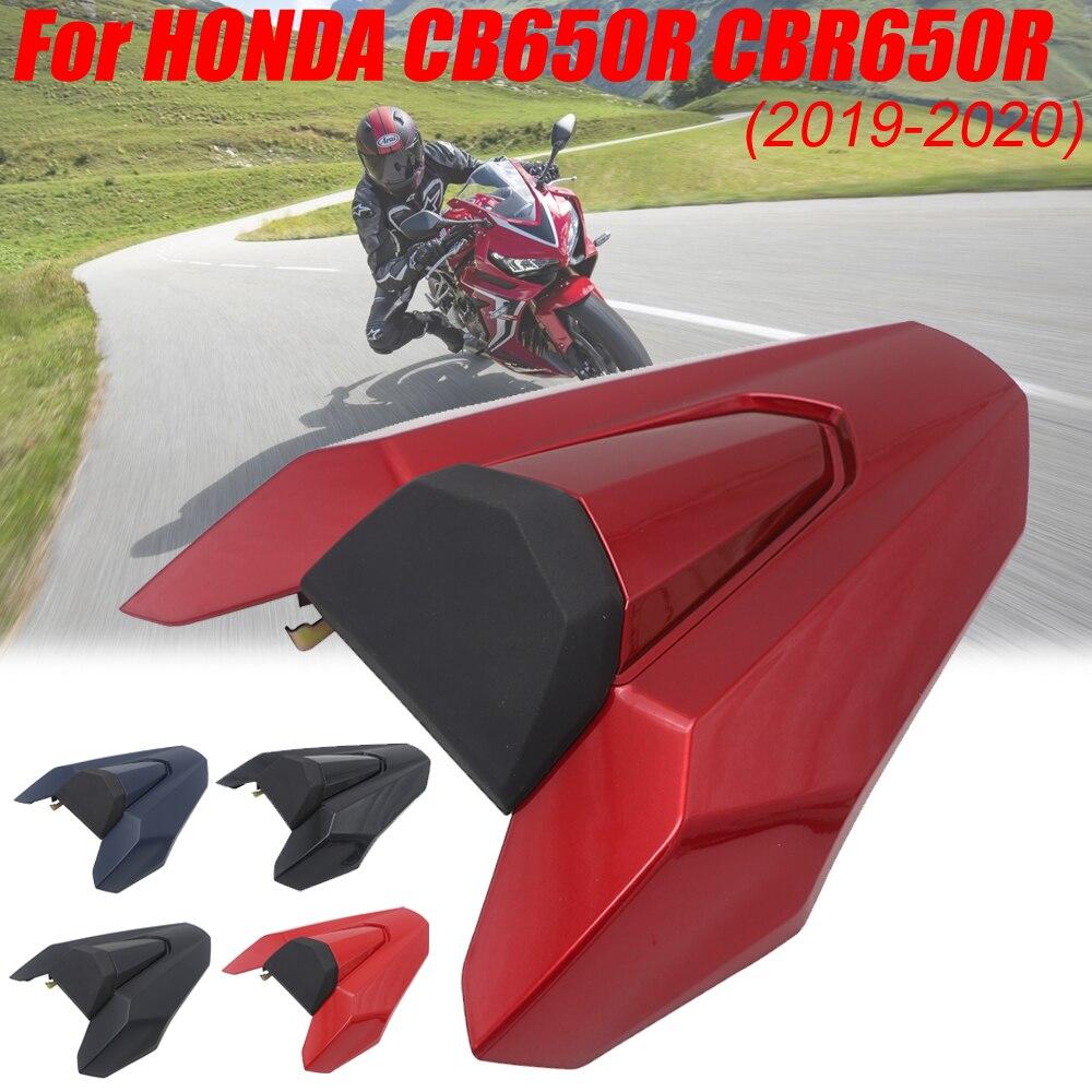 Cubierta de asiento trasero de motocicleta protección trasera para HONDA CB650R CBR650R 2019 2020 CBR 650R 2019 cb650 r cbr650r
