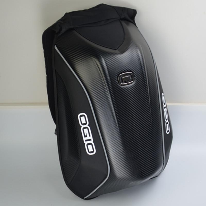Neuheiten Ogio Mach 5 Ritter Rucksack Wasserdicht Motocross Rucksack Computer Tasche Carbon Harte Shell Rucksack T