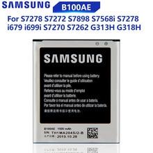 Original Samsung Batterie Für Galaxy Ace 3 Ace 4 S7568i S7278 i679 S7270 S7262 i699i S7898 S7272 G313H G318h B100AE b100AC