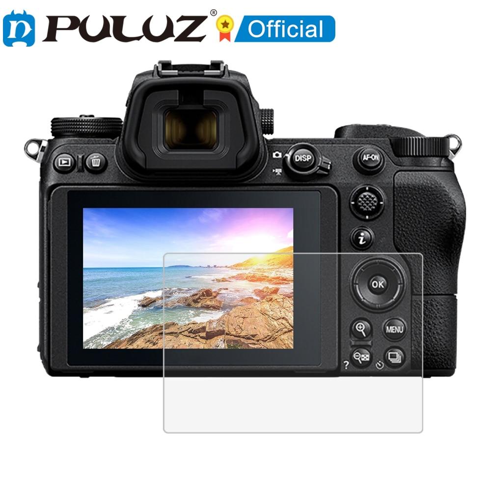 PULUZ-Protector de Pantalla DE LA Cmara de cristal templado para Nikon Z6...