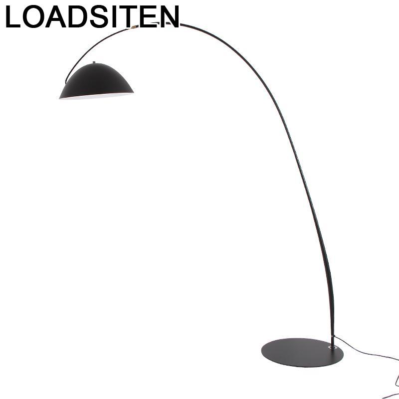 Lámpara De Pie Para sala De estar, lámpara De Pie Luz De suelo
