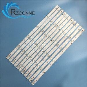 LED Backlight Lamp strip 6leds for  Hisense HD500DF-B57/S0 50K23DG 50K22DG 50H5G 50K20DG 50H3 SVH500A22 50D550NA15 50K23DGW