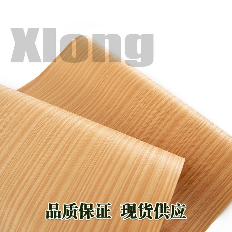 Width:620mm L:2.5Meters  Thickness:0.2mm Technology Teak King Natural Veneer Manual Speaker Solid Wood
