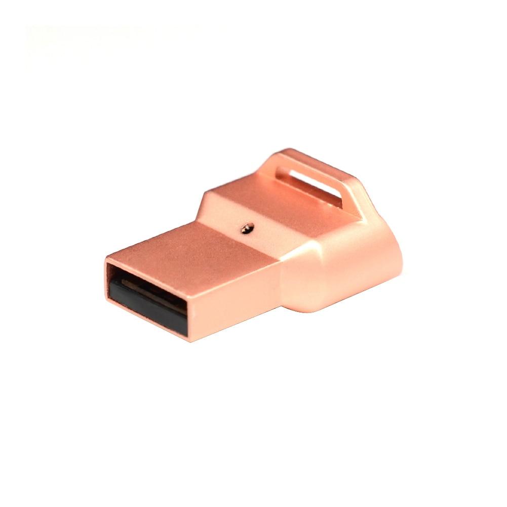 Encrypt Accessories PC Laptop Recognition Device Security Biometric Fast Fingerprint Reader Key Mini USB Portable For Windows 10