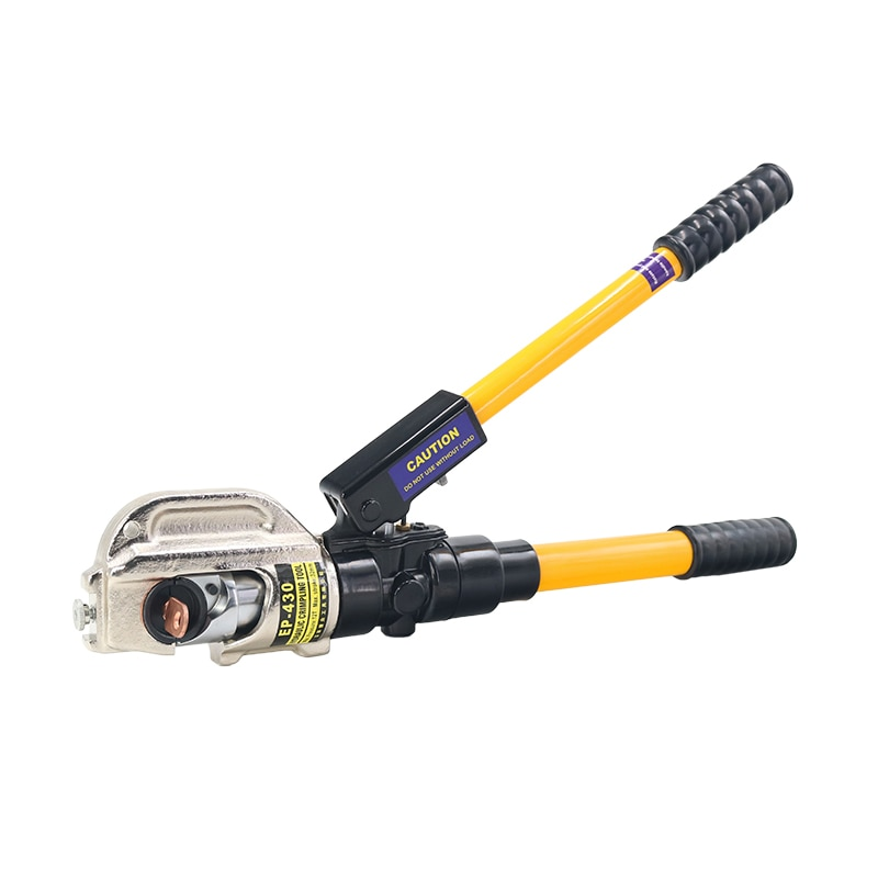 Manual hydraulic pliers Crimping pliers Full set of hydraulic crimping pliers 16-400mm2 Cable copper nose Crimping pliers enlarge