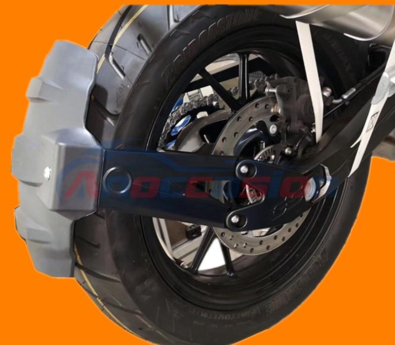 For BMW F750GS F850GS F750 F850 750GS 850GS F900R F900XR Motorcycle Accessories Modified Rear Fender Mudguard Mudflap Guard Cove