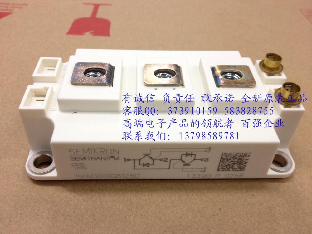 SKM300GB123D SM300GB124D SKM300GB128D SKM300GB128DE--HNTM
