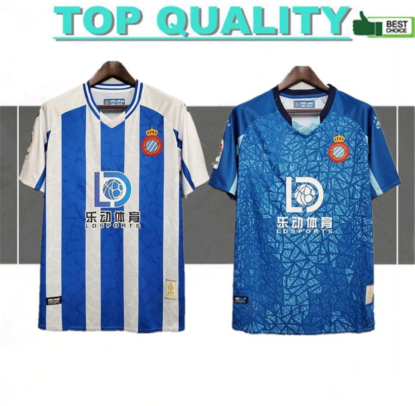 20 21 RCD Espanyol camiseta local visitante WU LEI S DARDER ROSALES...