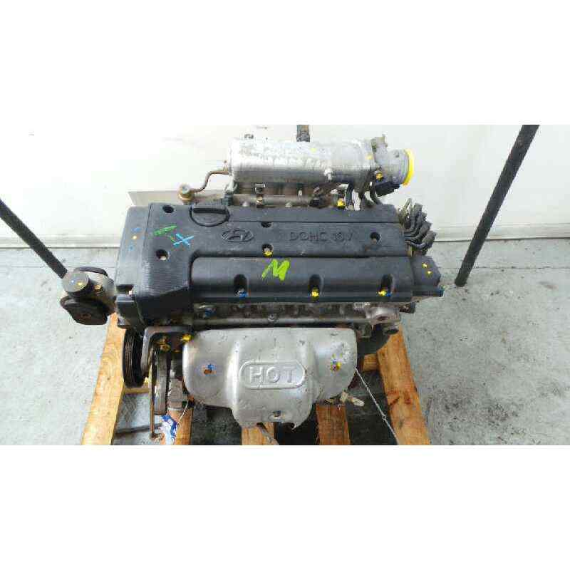 G4GR MOTOR COMPLETO HYUNDAI COUPE (J2)