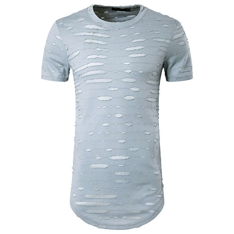 2181-shirt الرجال قصيرة الأكمام فضفاضة أفضل التدريب استرخاء و تنفس تي شيرت الرجال نصف كم