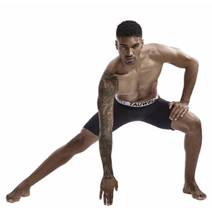 Sexy Men Boxer Underwear Soft Breathable Sports Shorts Male Solid Panties Jogging Compression Tights Running Shorts
