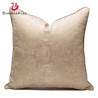 bubble kiss cushions cover for sofa decor soft square kids bedding pillow covers solid color office throw pillows case 45x45cm