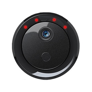 Mini Wifi Camera Wireless IP Video Recorder 4K Hd with Night Vision Motion Detection for Home Indoor Security Camera