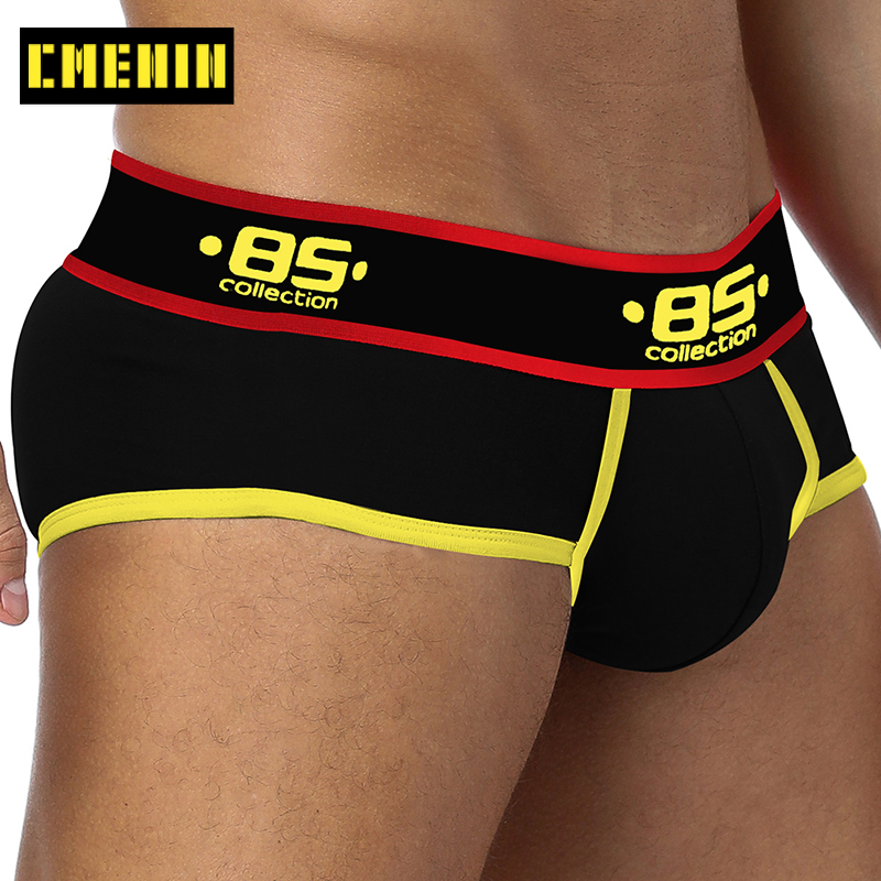 2021 New Cotton Comfortable Mens Briefs Underwear Shorts Male Underwear Sexy Gay Men Underwear Bikin