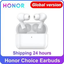 Vente chaude honneur choix écouteurs TWS sans fil Bluetooth 5.0 écouteurs suppression de bruit double Microphone appels SBC AAC 24H Playtime
