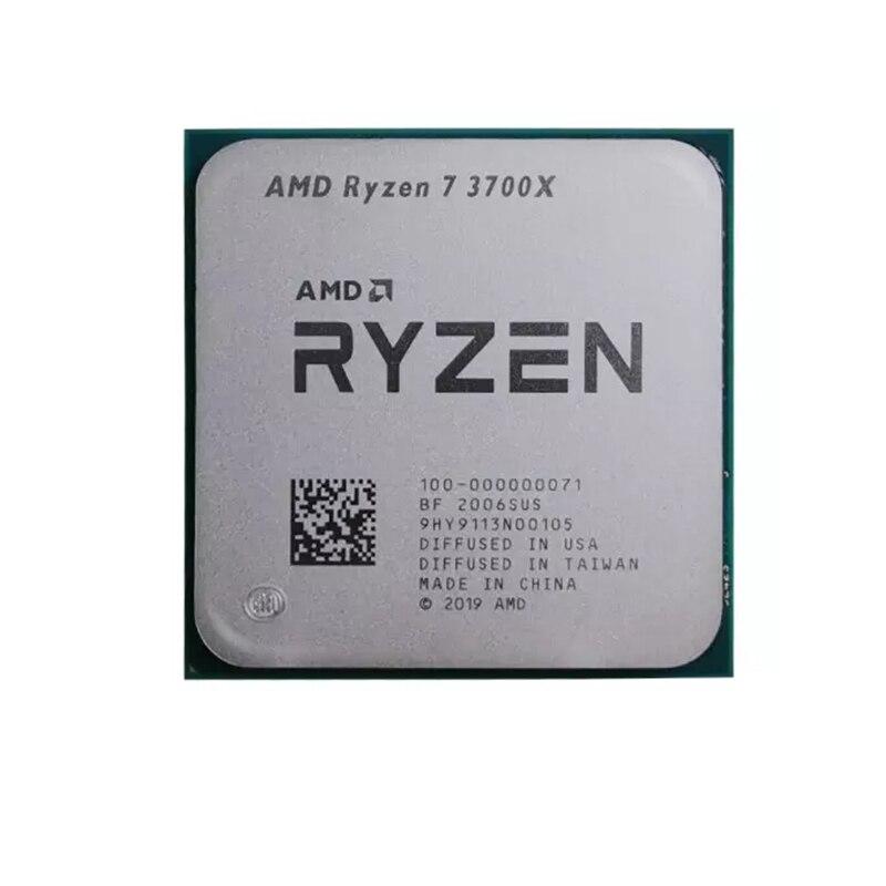 صينية AM4 CPU ل Ryzen 3 5 7 9 3500X 3600 3600x 3700x 5600X 5800X 3700 3960X 3990X 5900X 5950X المعالج
