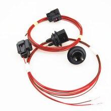 FHAWKEYEQ 2 ensemble laveuse capteur de niveau prise câble pour VW Golf Bora Polo Caddy Sharan Tiguan Scirocco coccinelle Eos A6 A4 7M0 919 376