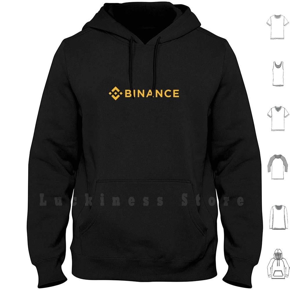 Binance - Crypto Shirt - Binance Shirt hoodies long sleeve Eos Blockcat Adxt Verge Fomo Bat Basic At