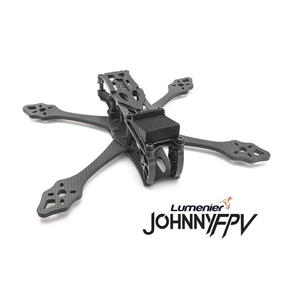 Johnny FPV Carbon Fiber Frame Lumenier QAV-S Special Edition 5inch Freestyle Drone Airframe for DJI