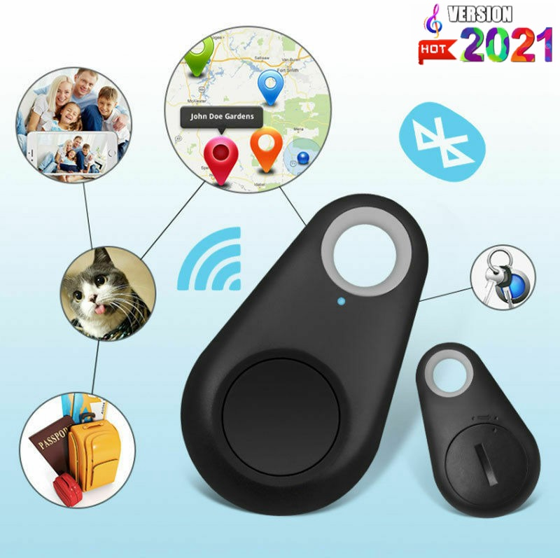Умный GPS-трекер для домашних животных, устройство для поиска ключей, кошек и собак