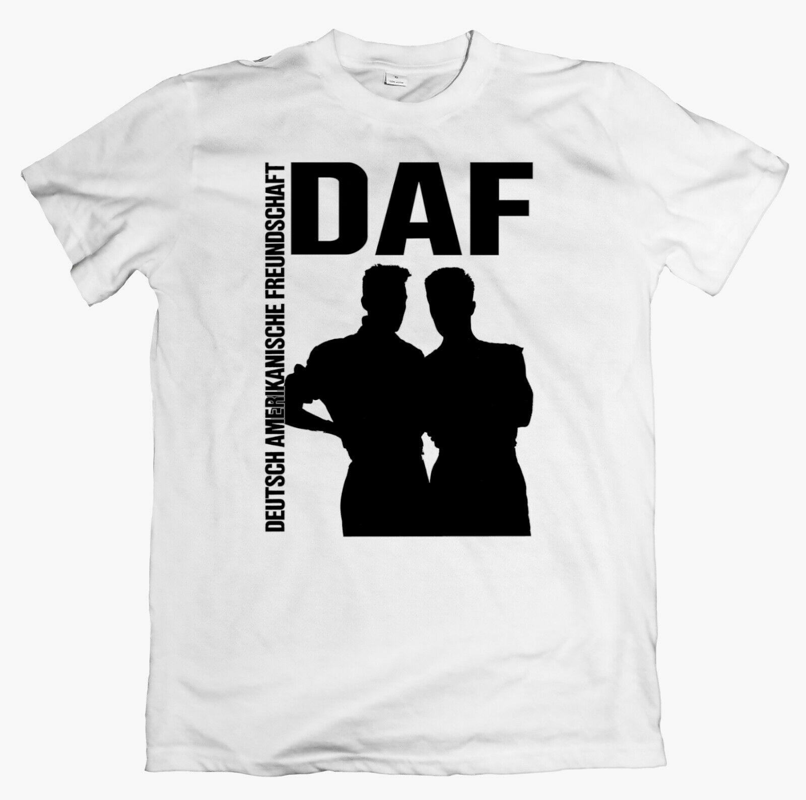 Daf camiseta Liaisons Dangereuses Nitzer marea frente 242 Grauzone... Spk Der Plan