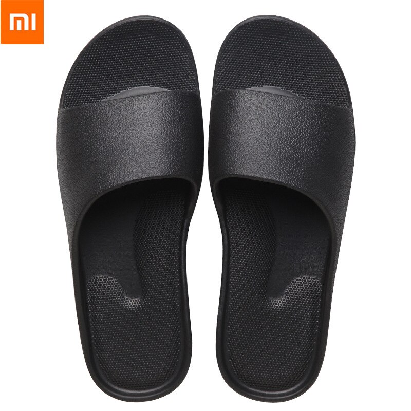 NEW XiaoMi Mijia Fashion Sandals Men and Women Non-slip Wear-resistant EVA Thick Bottom Comfortable Home Slippers Bathroom Bath