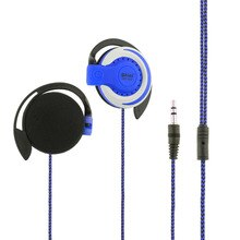 Shini Q141 Stereo Kopfhörer Sport Lauf Kopfhörer Ohrbügel-headset Musik Bass Ohrhörer Freisprecheinrichtung Für iPhone4/5/6 Samsung