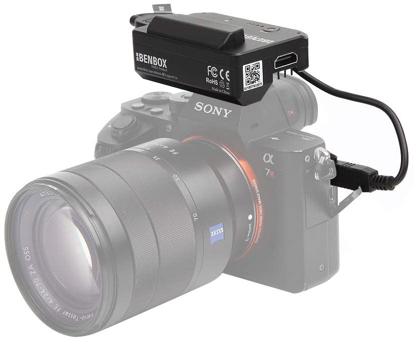 INKEE-جهاز إرسال فيديو Benbox HDMI ، 5G/5.8G ، 1080p ، 300ft/100m ، WiFi ، Bluetooth ، كاميرا رقمية لاسلكية ، DSLR ، Android ، iOS ، Windows ، Mac