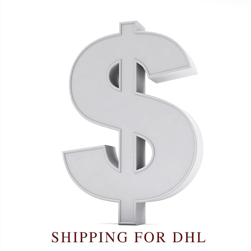Etiquetado privado con DHL, costo de envío, para el cliente