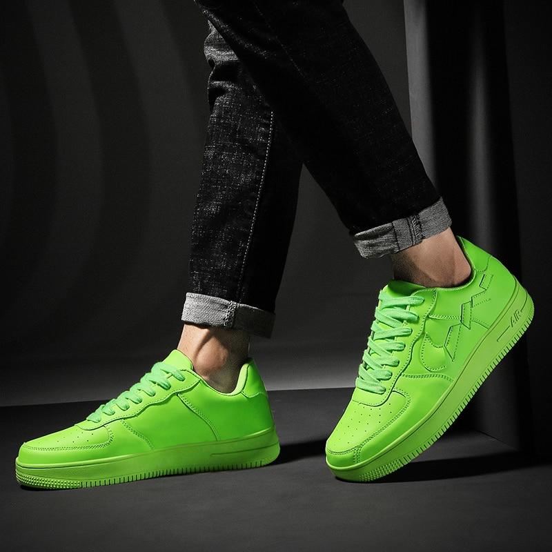 FTROCHB, zapatillas deportivas de moda para Hombre, Zapatos cómodos transpirables para Hombre, Zapatos casuales de marca de gran oferta para Hombre