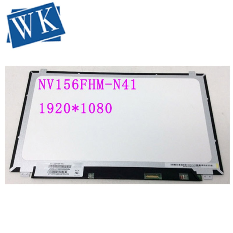 15,6 pulgadas FHD IPS Laptop pantalla Lcd reemplazo de pantalla NV156FHM-N41/N42 para LENOVO700-15ISK, Y700-15, V2000, Y50, T540