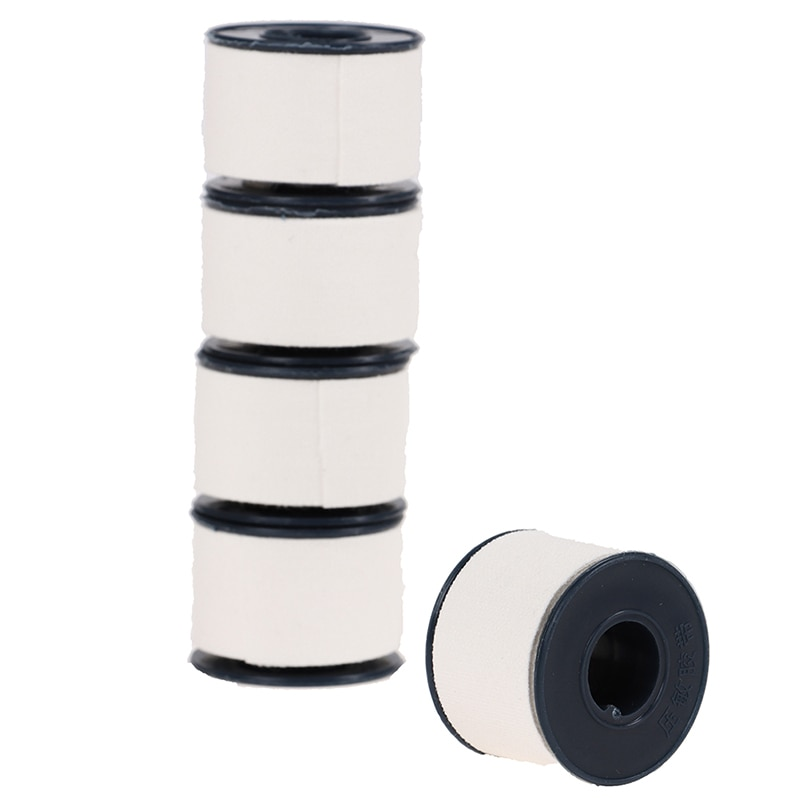 5Roll 2cmX2m Ademende Tape Medische Lijm Druk Tape Fix Wondverband