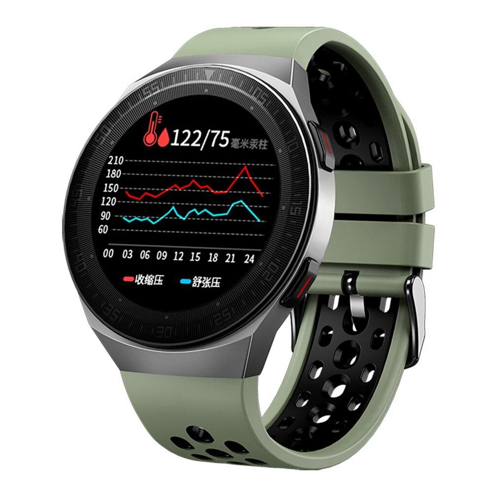 Get MT-3 8G Memory Music Smart Watch Men Bluetooth Call Full Touch Screen Waterproof Smartwatch Recording Function Sports Bracelet