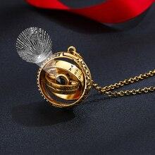 Joyería MIDY, collares con proyección de bola astronómica, Gargantilla con inscripción «I Love You Lovers» de 100, Mejores Regalos de boda para hombres y mujeres