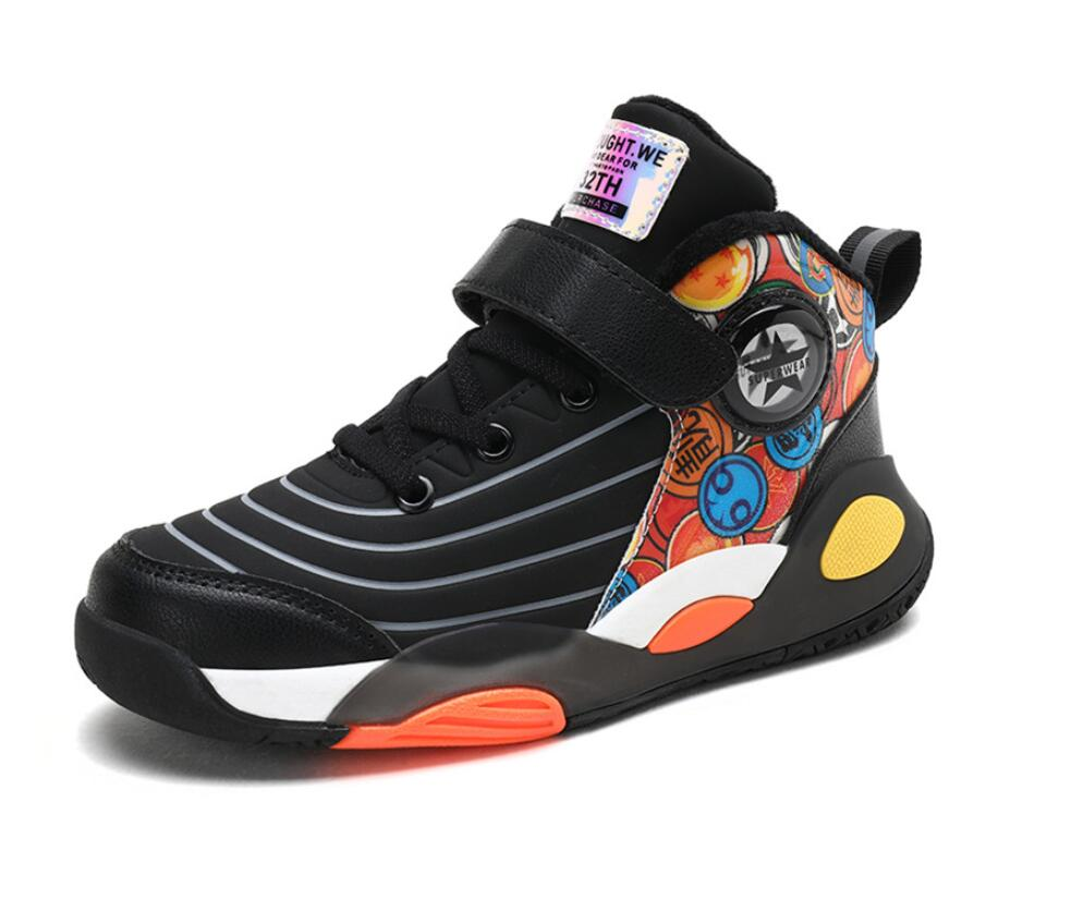 2021 Kids Sneakers Boys Casual Shoes For Children Sneakers Shoes Leather Anti-slippery Fashion tenis