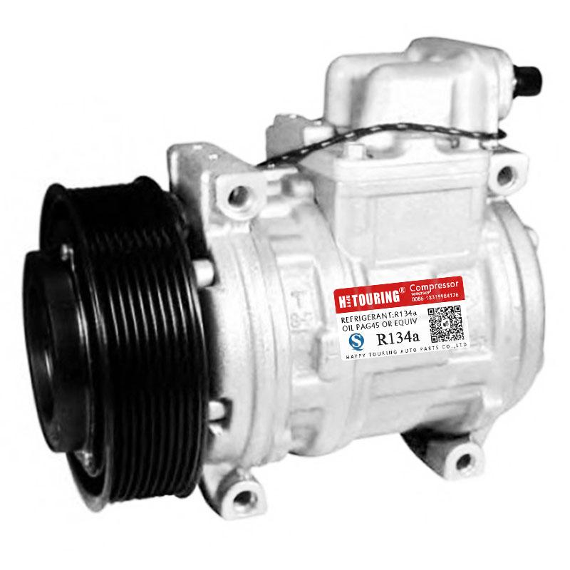 10PA15C aire acondicionado para coche un del compresor a/c para mercedes MB camiones Actros 11PK / 9PK A5412301111 A6161301015 6161301015 A0002340811