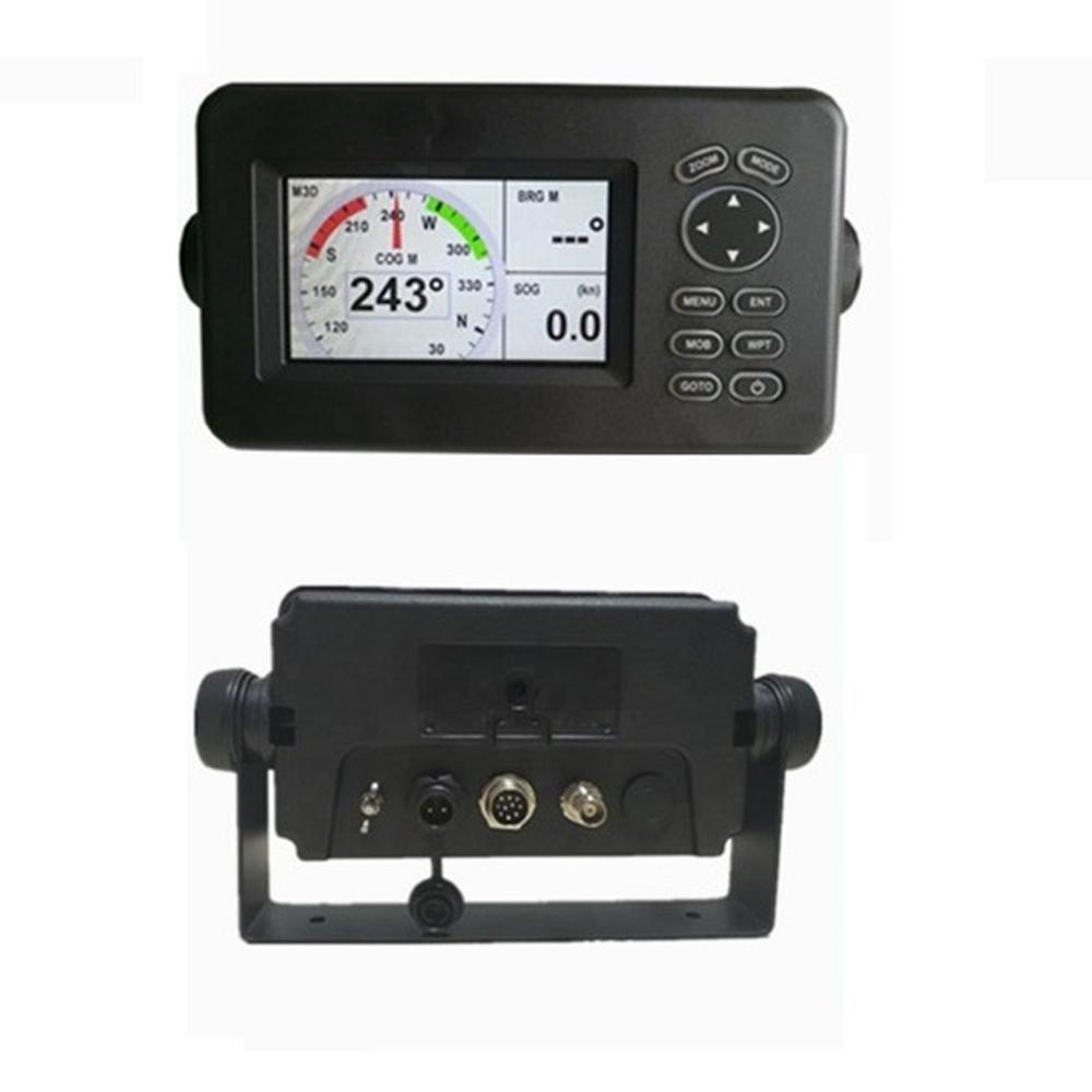 HP-528 Marine GPS SBAS Navigator Locator W/ Ais Display Function Ship Boat Marine Electronics enlarge