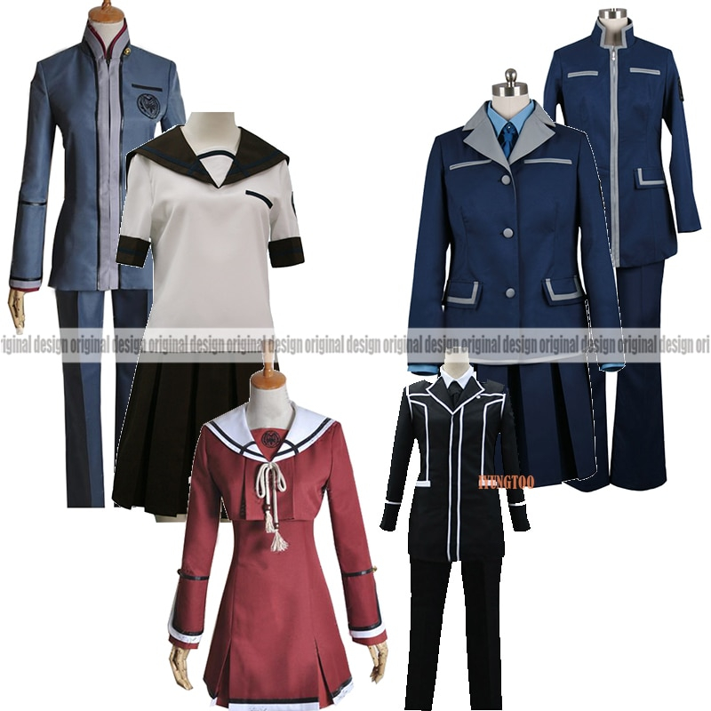 ملابس تنكرية من Hiiro no Kakera Tamaki Kasuga Takuma Onizaki Mahiro Atori Shinji Inukai ، يمكن قبولها حسب الطلب