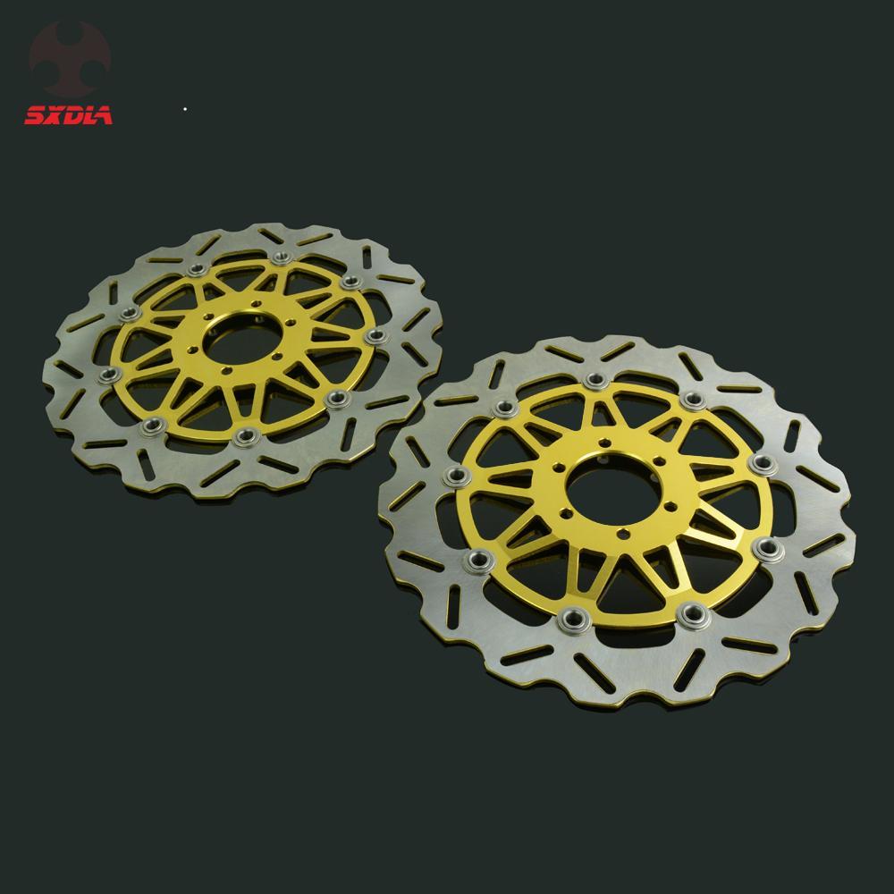 Motorrad Schwimm Bremsscheiben Rotor Für YAMAHA FZR1000 GENESIS XJR1200 SUPERSPORT400 SUPERSPORT600 MULTISTRADA DARK620