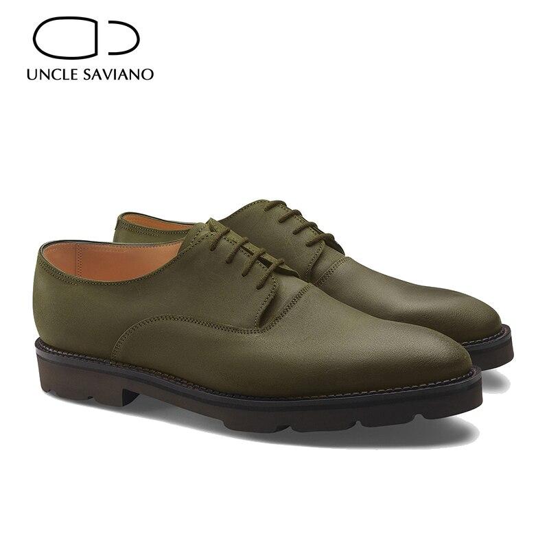 العم سافيانو ديربي العريس الزفاف مكتب اللباس الرسمي أفضل حذاء رجالي حفلة جلد طبيعي شخصية أحذية مصممين
