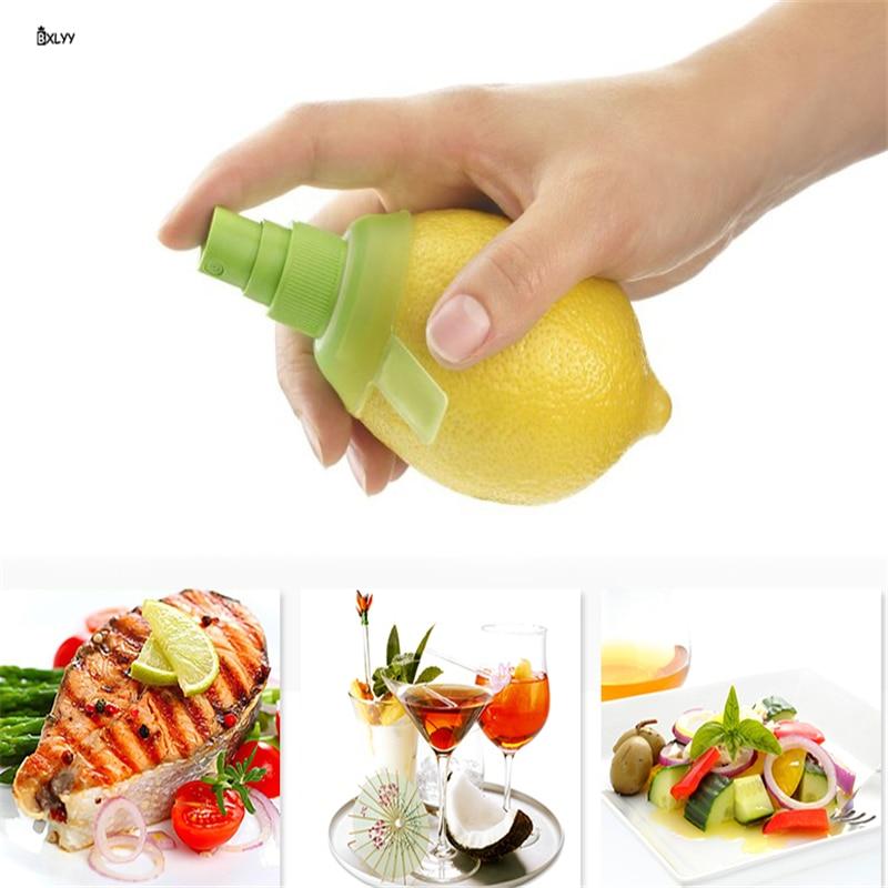 Utensilio de cocina de liquidación rociador de limón con forma de bistec para cocinar, accesorios de cocina, utensilios de cocina, cortador de verduras .75z