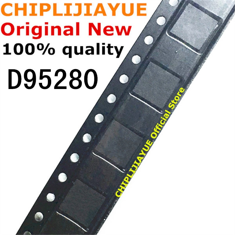 2 sztuk BD95280MUV-E2 BD95280MUV BD95280 D95280 QFN32 nowy i oryginalny IC Chipset