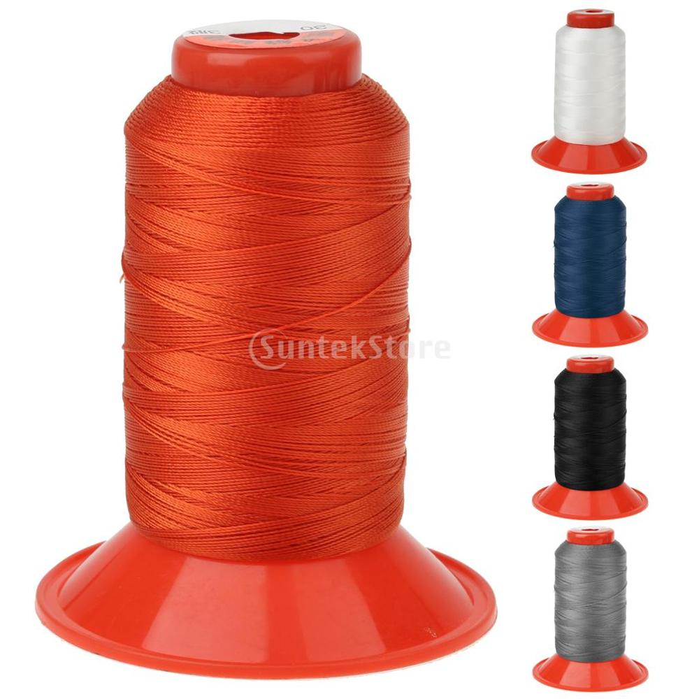 500M Bonded Nylon Upholstery Sewing Thread for Outdoor Tent Luggage Leather Bag