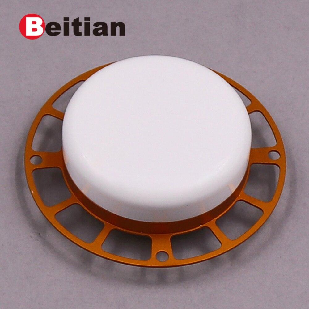 Antena gps bds glonass galileu SMA-K conector do receptor do módulo gnss da aviação rtk do zangão de beitian 3-6 v, BT-870
