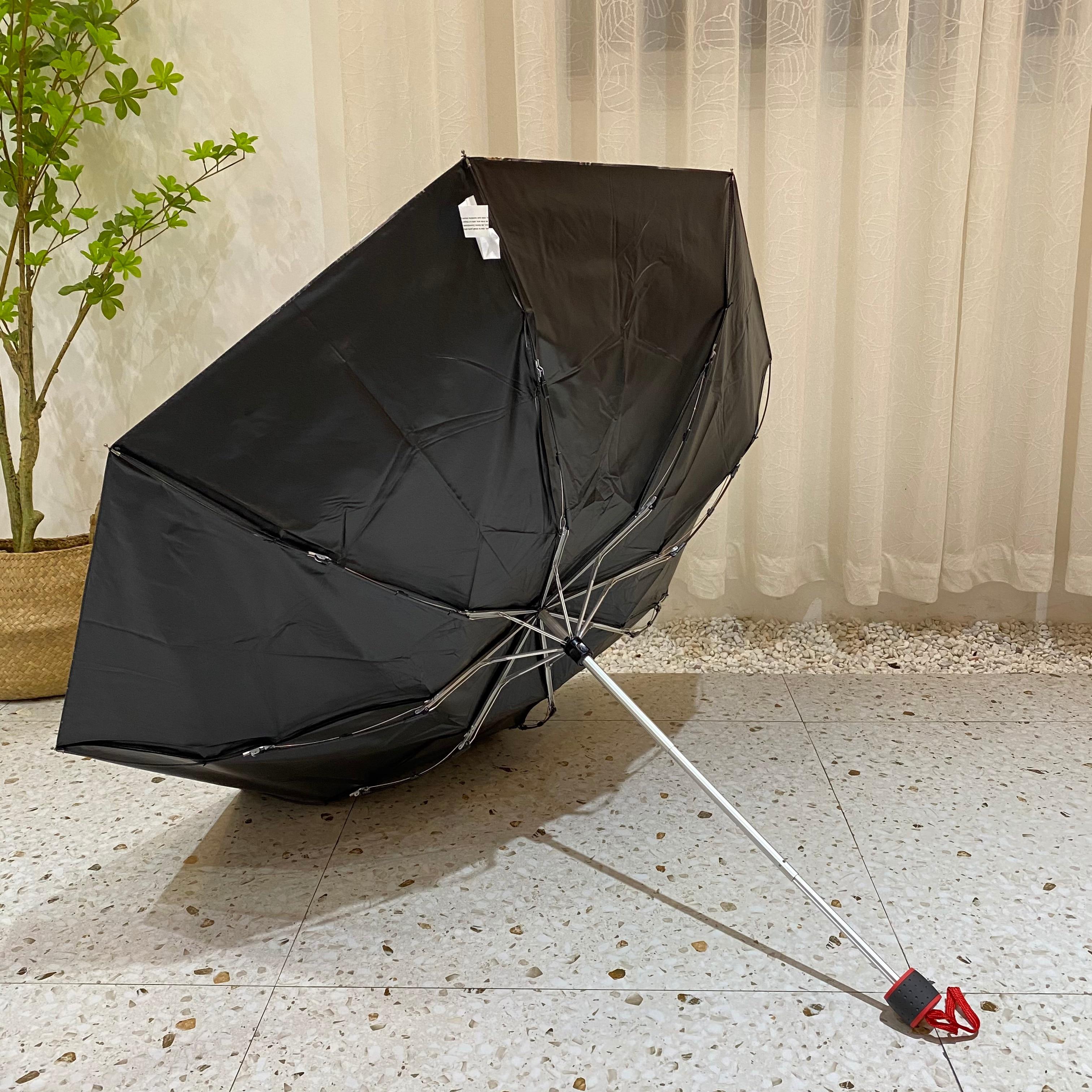 Decoration Sun Rain Umbrella Men Manual Sunscreen Skeleton Windproof Umbrella Anti Ultraviolet Male Paraplu Waterproof AG50ZS enlarge