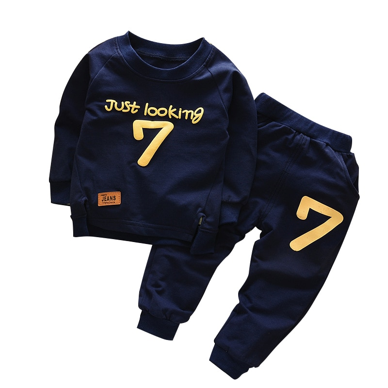 2018 new spring children girls clothing sets mouse early autumn clothes bow tops t shirt leggings pants baby kids 2 pcs suit Spring Autumn Children Boys Girsls Clothing Cotton Long Sleeve Letter Sets Kids Clothes Tracksuit Baby T-Shirt Pants 2 Pcs/Suit