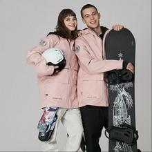 Femmes hiver manteau pantalon Ski costume alpinisme vêtements imperméable extérieur veste Snowboard vêtements