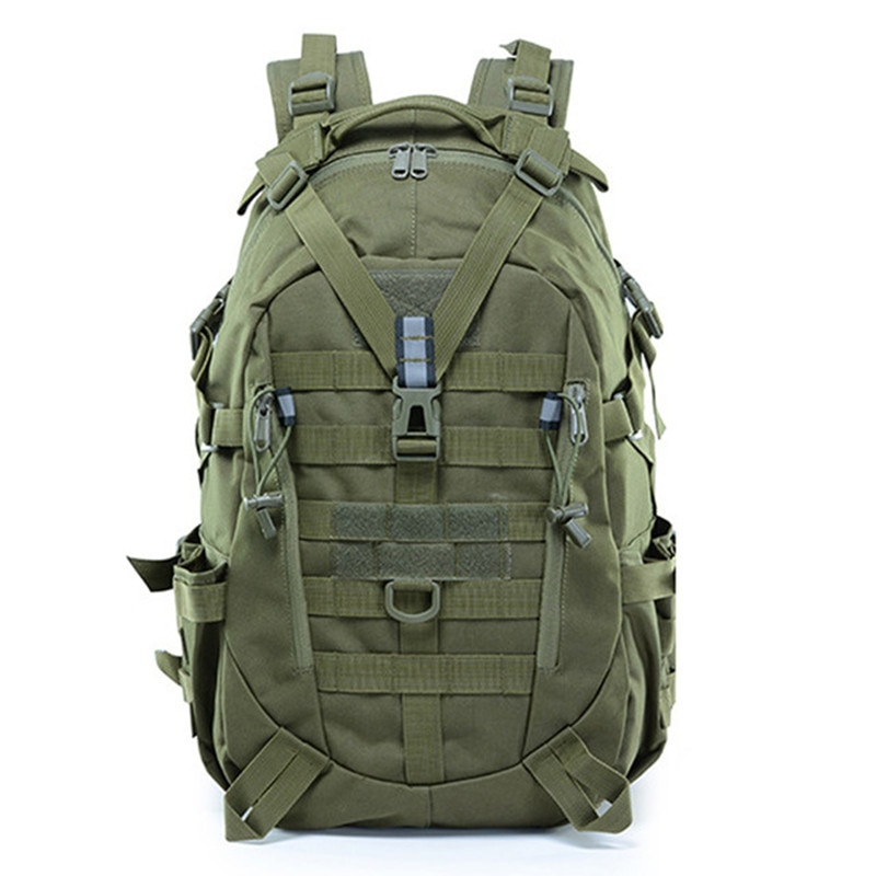 40L Tactical backpack Men Multifunction Camouflage Travel Bags Military Bag Outdoor Army Molle Camping Climbing Hiking Rucksack