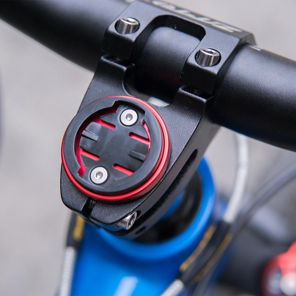 HobbyLane Aluminum Pedestal for Pedometer Odograph Wrist Clock on Bicycle MTB Mountain Bike Handlebar